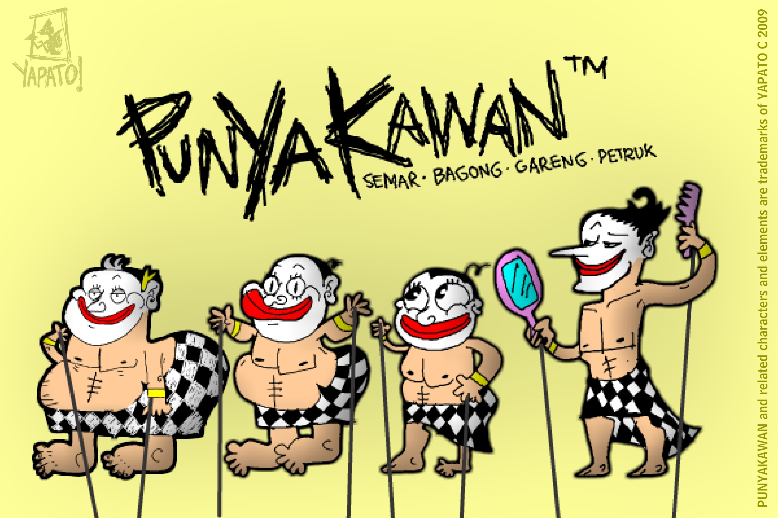 Wayang Punokawan